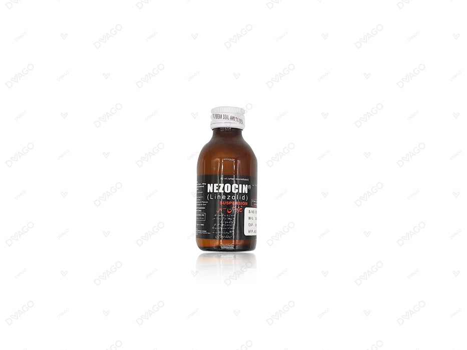 Nezocin Suspension 100mg 60ml