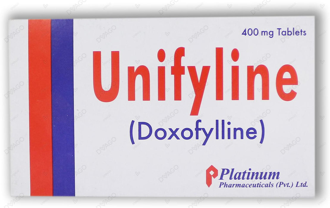 Unifyline Tablets 400mg 10's