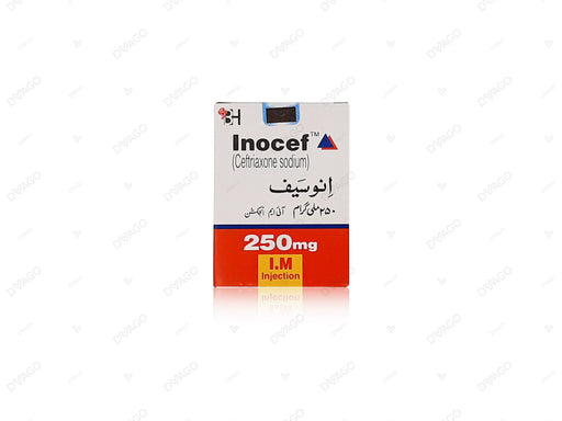 Inocef Injection Im 250mg 1 Vial