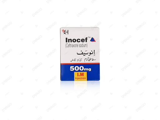 Inocef Injection Im 500mg 1 Vial