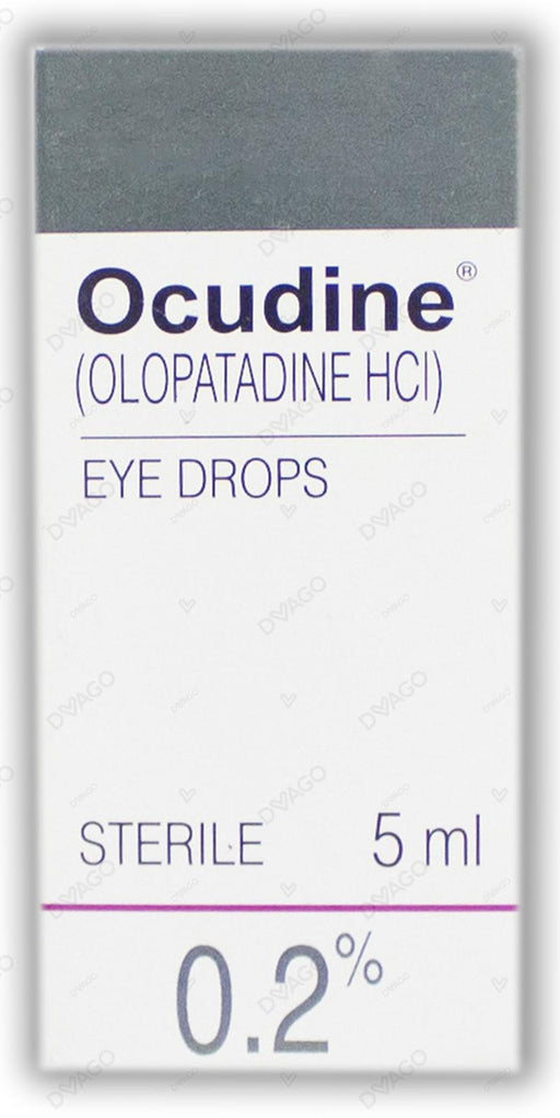 Ocudine Eye Drop 0.2 % 5ml