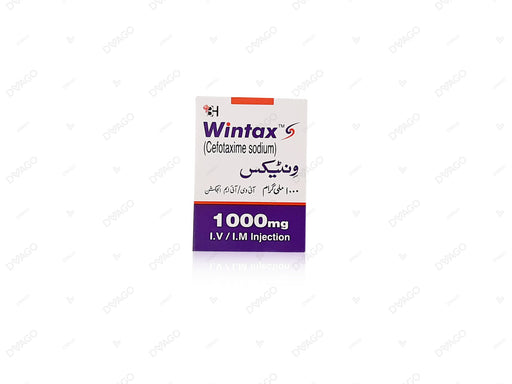 Wintax Iv/Im Injection 1g 1 Vial