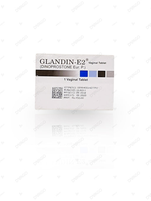 Glandin E-2 Vag Tablets 3mg