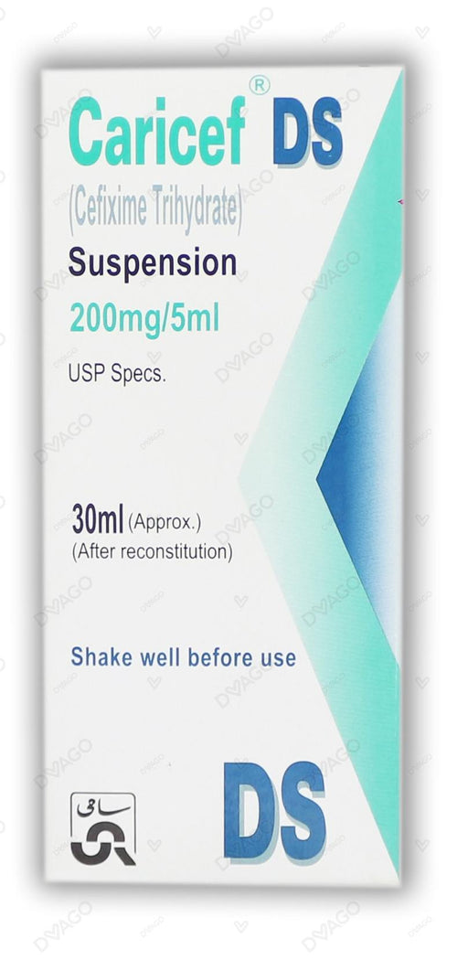 Caricef Suspension Ds 200mg 30ml