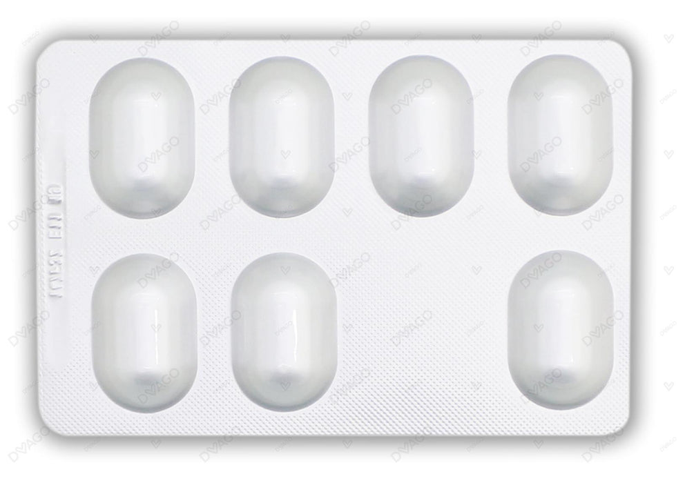 Zolid Plus Tablets 15/500mg 28's