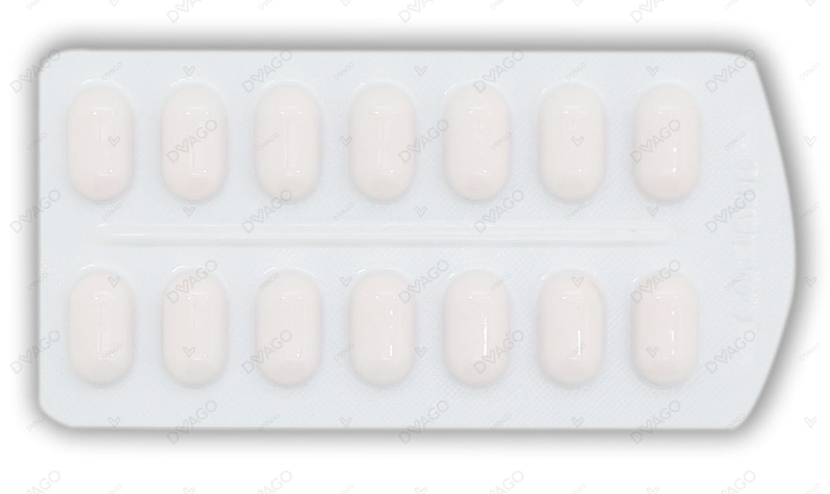 Co-Aprovel Tablets 300/12.5mg 28's