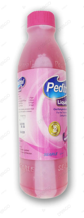 Peditral Oral Soln Bubble Gum 500ml