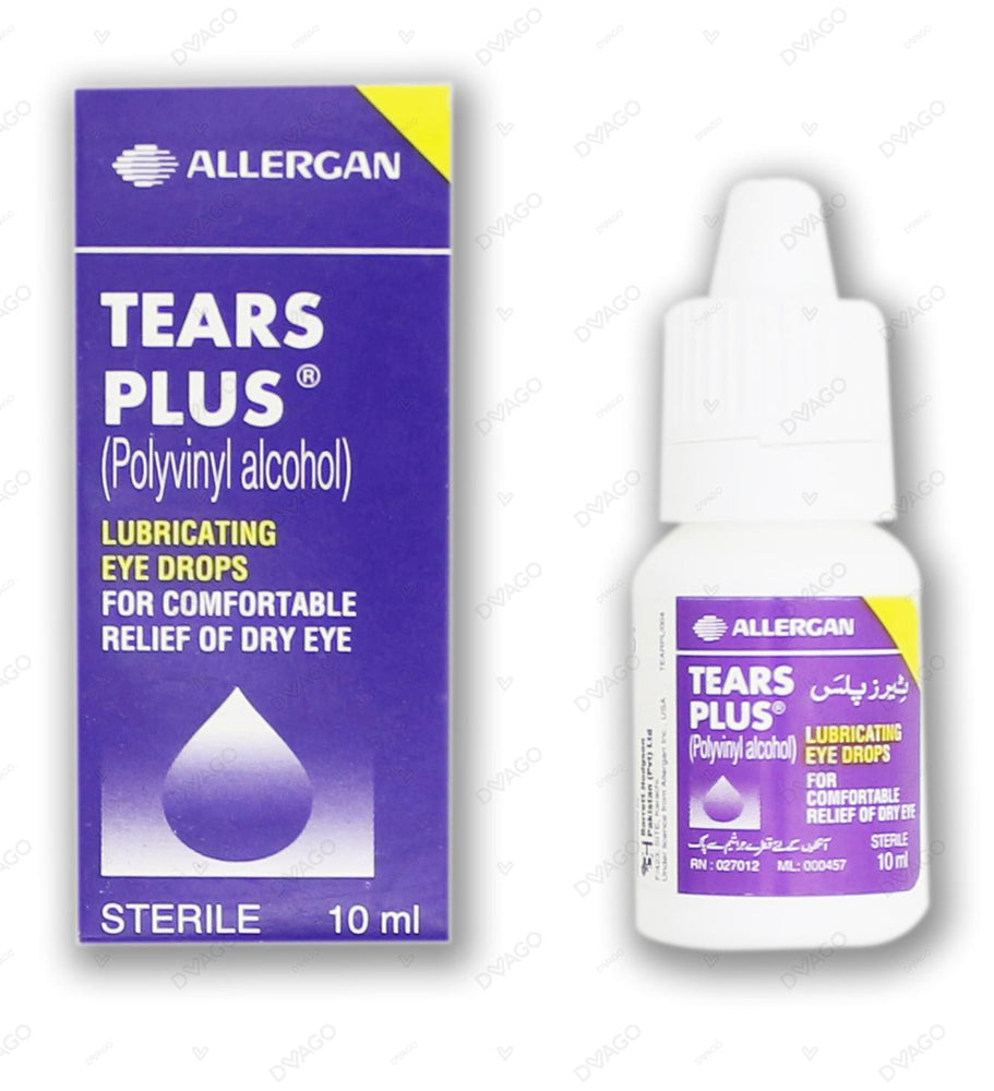 Tears Plus Lubricating Eye Drop 10ml