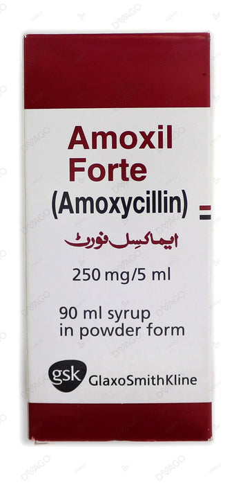 Amoxil Suspension 250mg 90ml