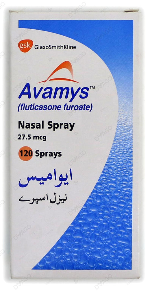 Avamys Spray 120 Doses