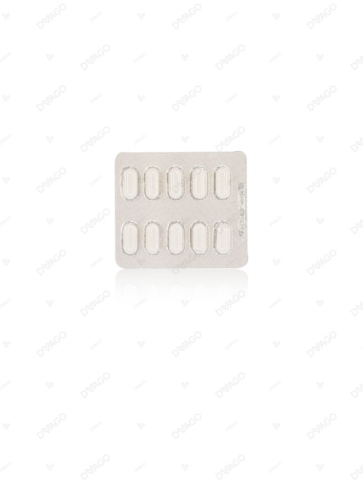 Cipval Tablets 500mg 10's