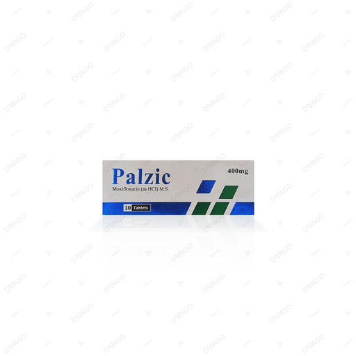 Palzic 400mg Tablets 10's
