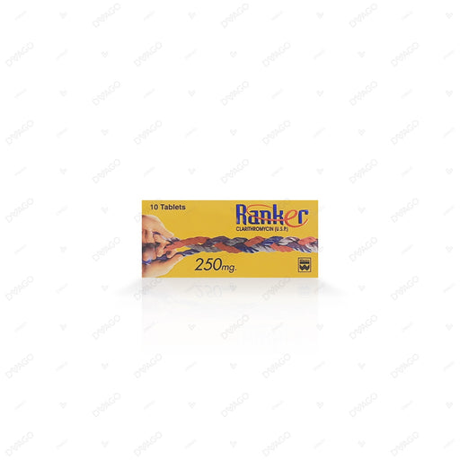 Ranker Tablets 250mg 10's