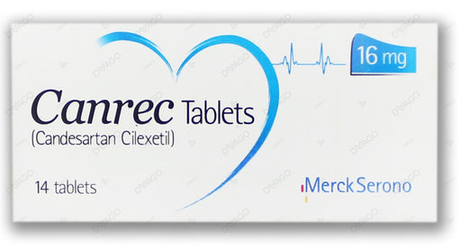 Canrec Tablets 16mg 14's