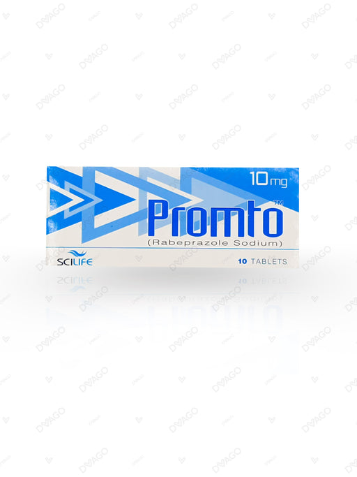 Promto Tablets 10mg 10's