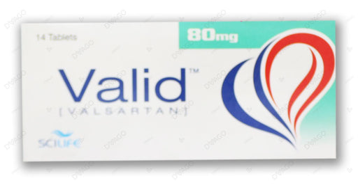 Valid 80mg Tablets 14's