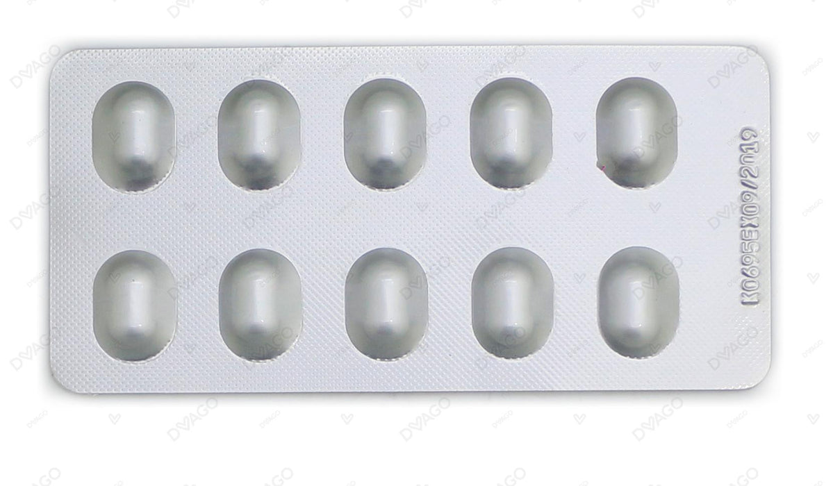 Rosuvax 5mg Tablets 10's