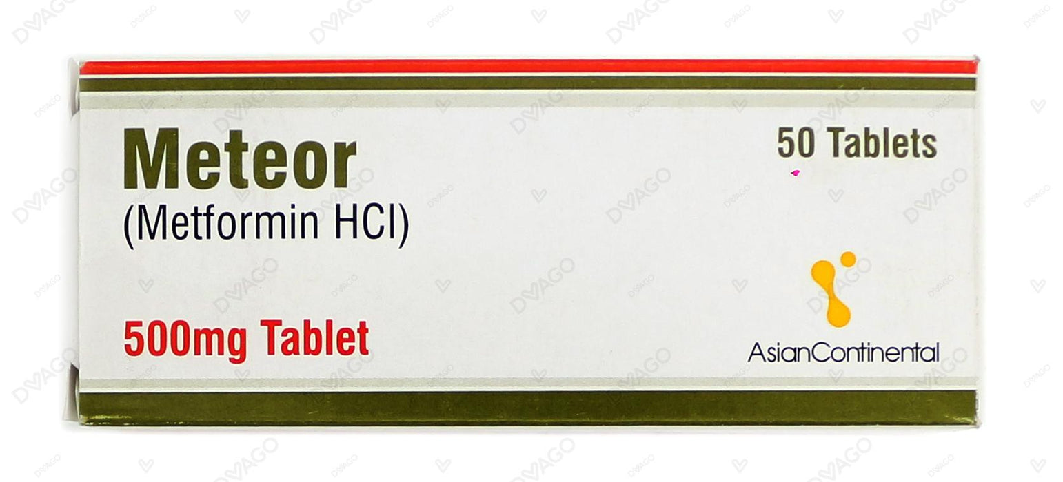 Meteor Tablets 500mg