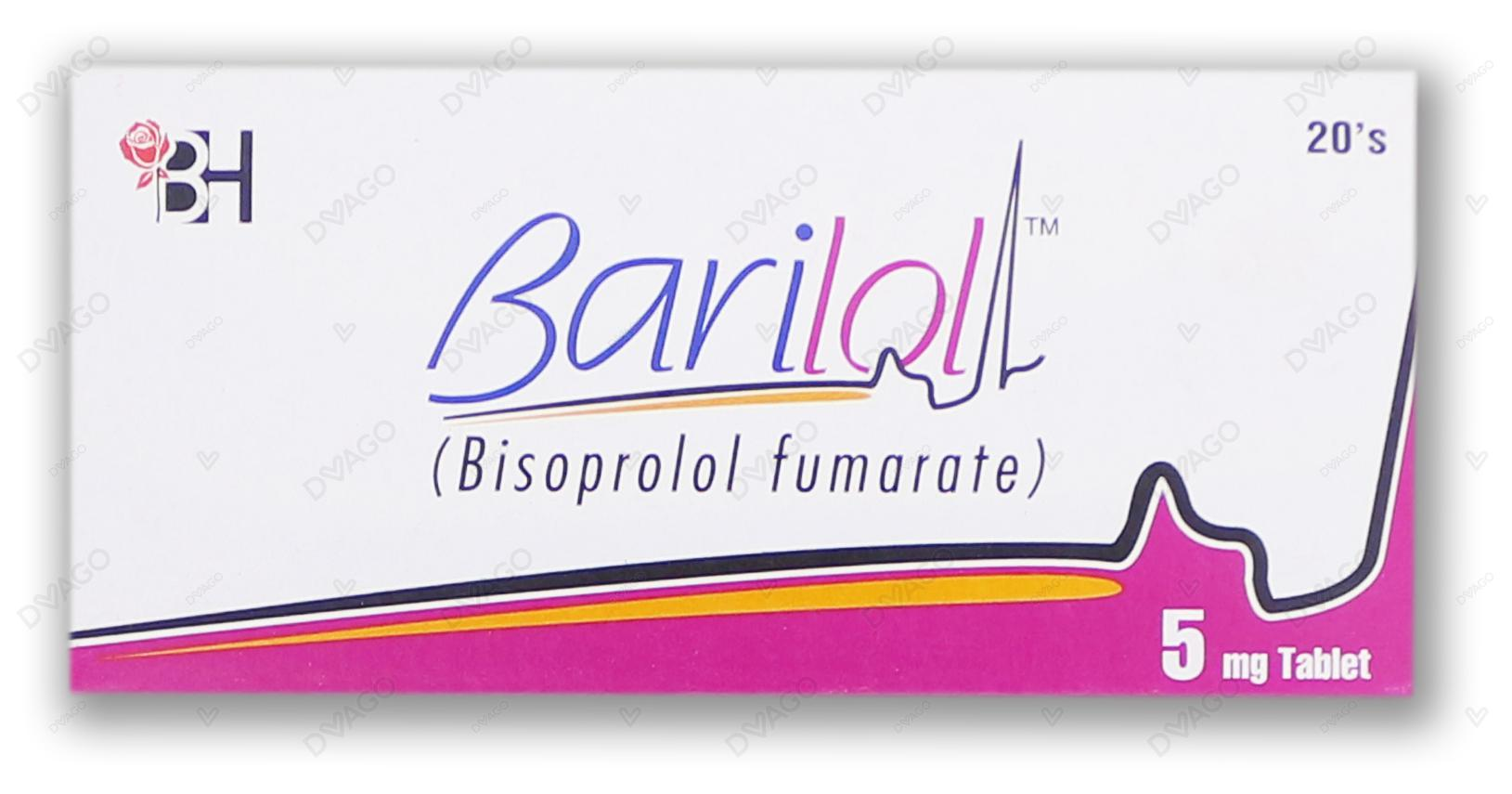 Barilol 5mg Tablet