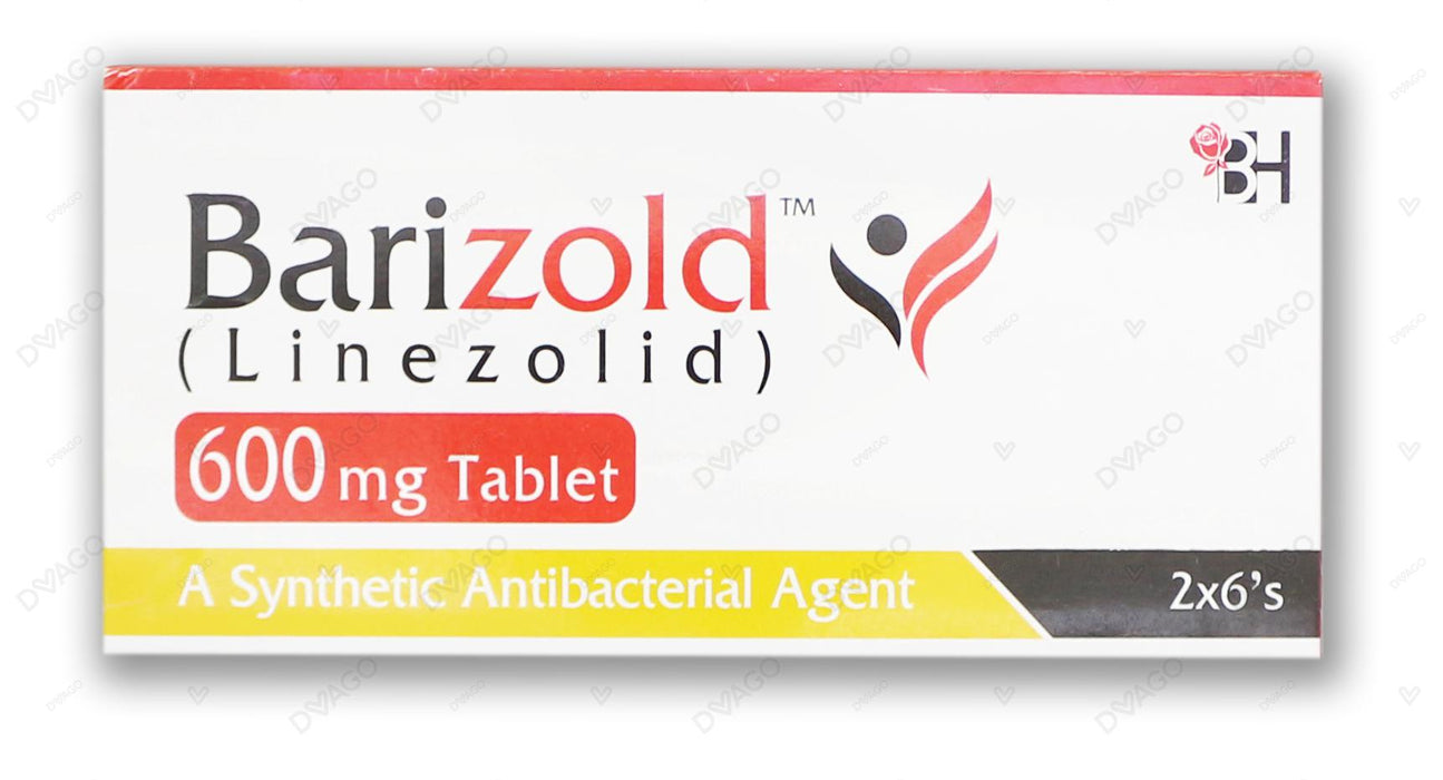 Barizold 600mg Tablet