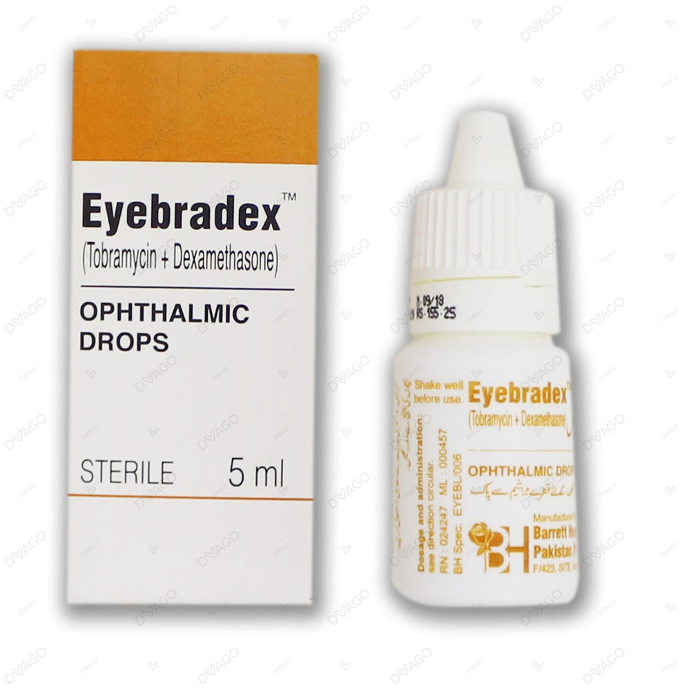 Eyebradex Eye Drops