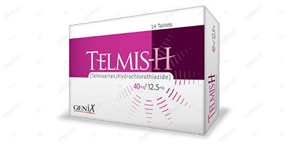 Telmis-H Tablets 40mg/12.5mg