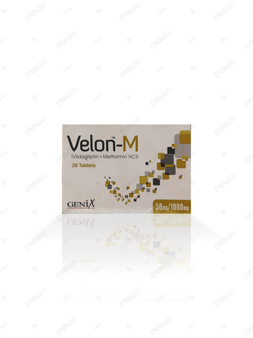 Velon-M 50/1000mg tablet