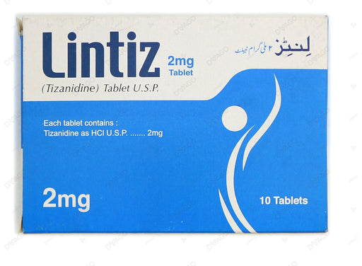 Lintiz Tablets 2mg