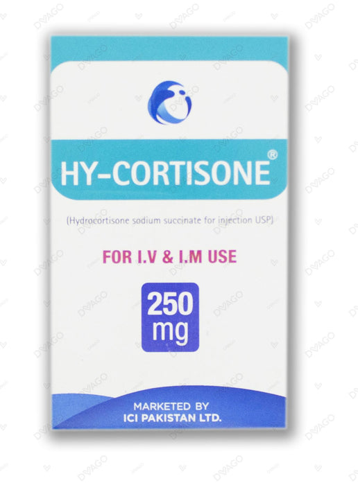 Hy-Cortisone Injection 250mg