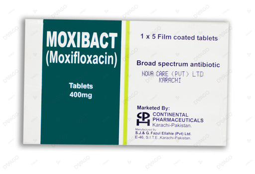 Moxibact Tablets 400mg