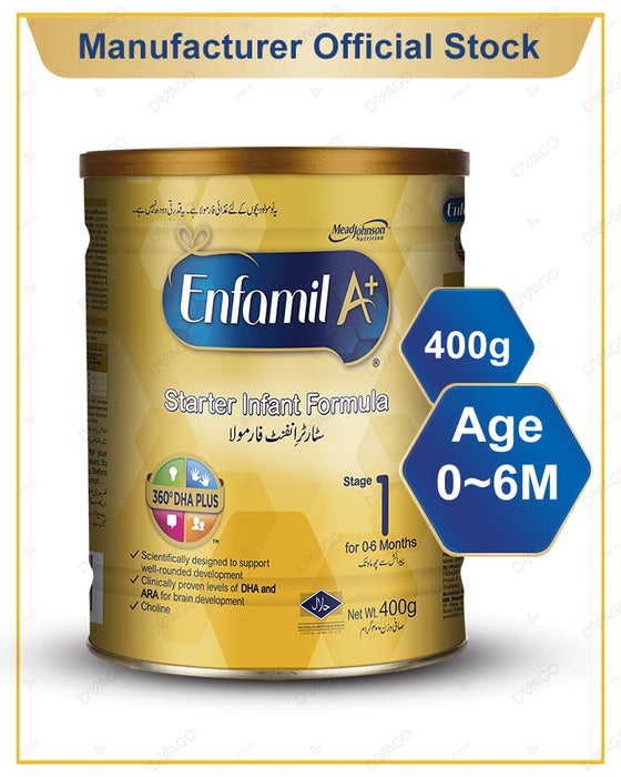 Enfamil Powder Milk A+1 400g