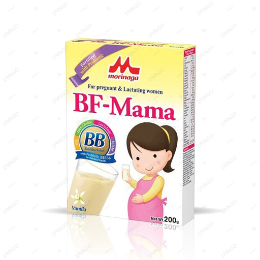 Morinaga BF-Mama Nutritional Supplement Chocolate 200g
