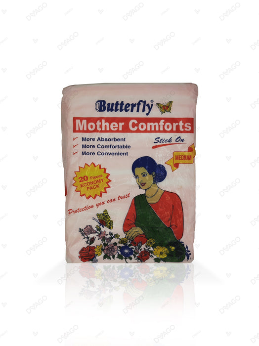 Mother Comforts Medium 20s