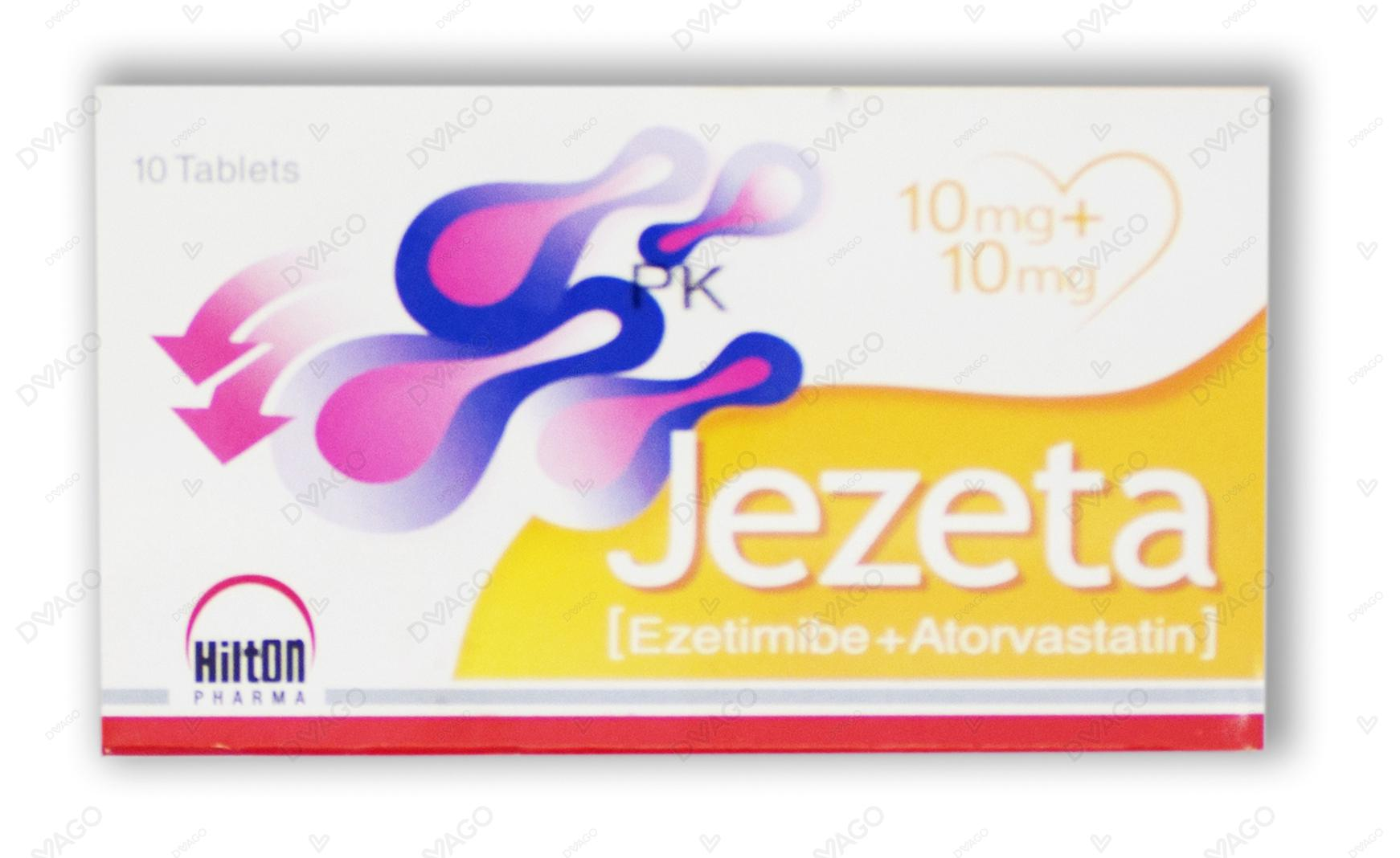 Jezeta Tablets 10+10mg