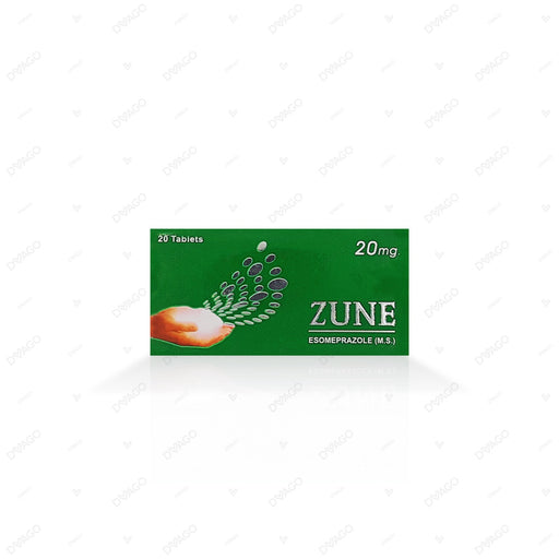 Zune Tablet 20mg