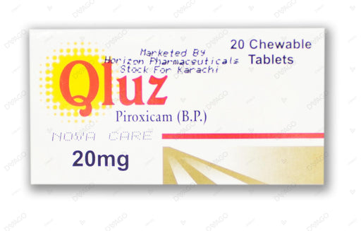 Qluz Tablet 20mg