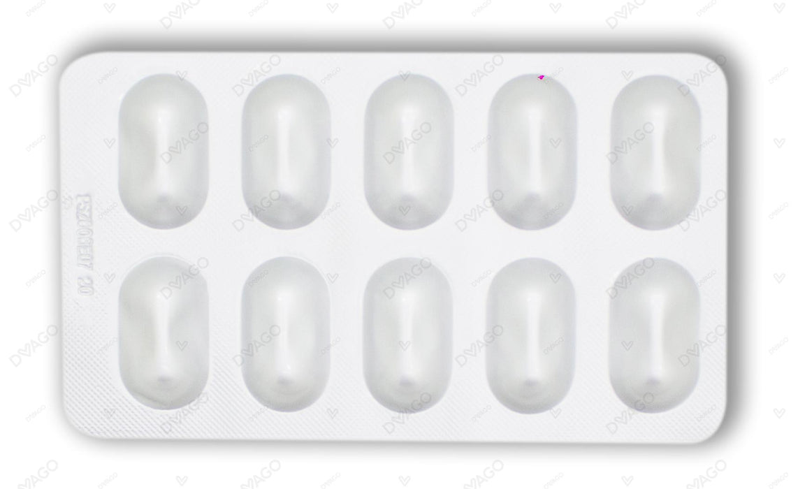 Colospas Mr (200mg) Capsule