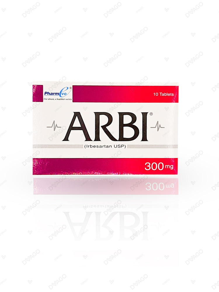 Arbi 300mg Tablet