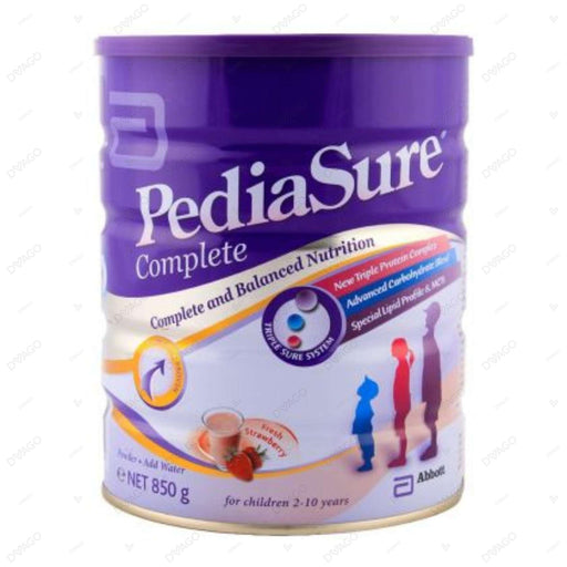Pediasure Strawberry 850g