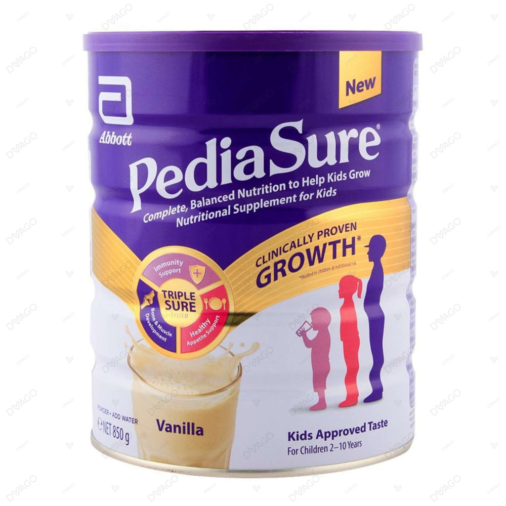 Pediasure Vanilla 850g