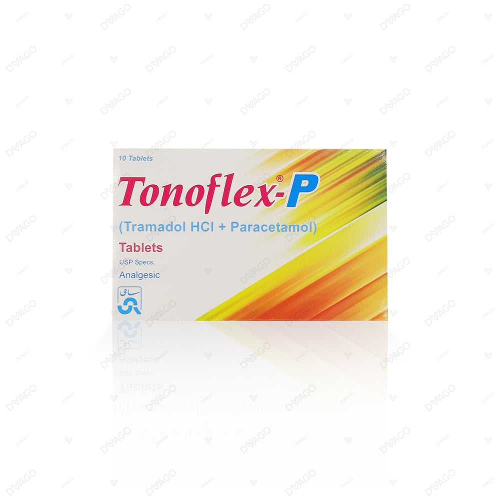 Tonoflex-P Tablets