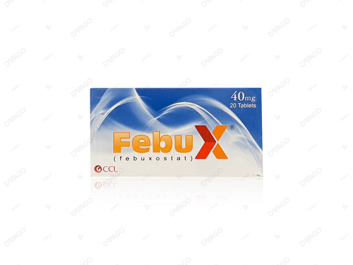 Febux Tablet 40mg