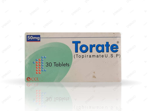 Torate Tablet 50mg
