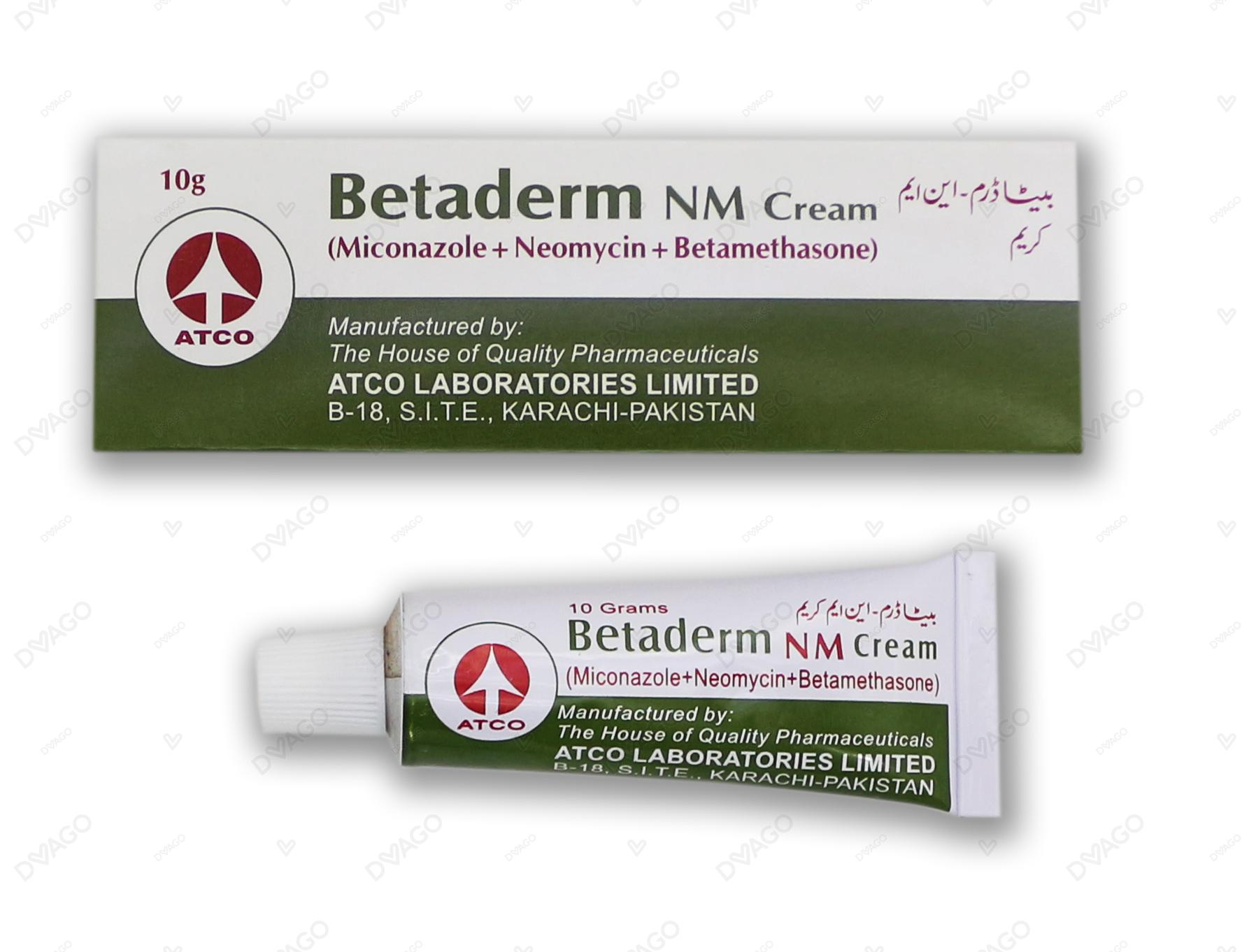 Betaderm Nm Cream 10g