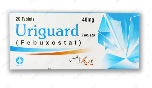 Uriguard 40mg Tablets
