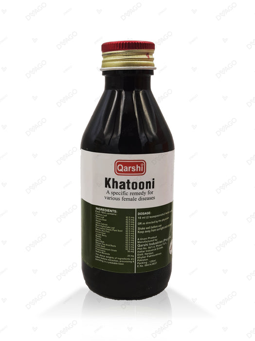 KHATOONI 120 ML