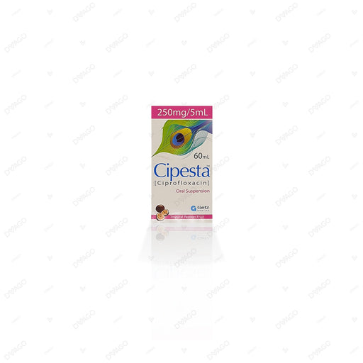 Cipesta Suspension 250mg/5ml