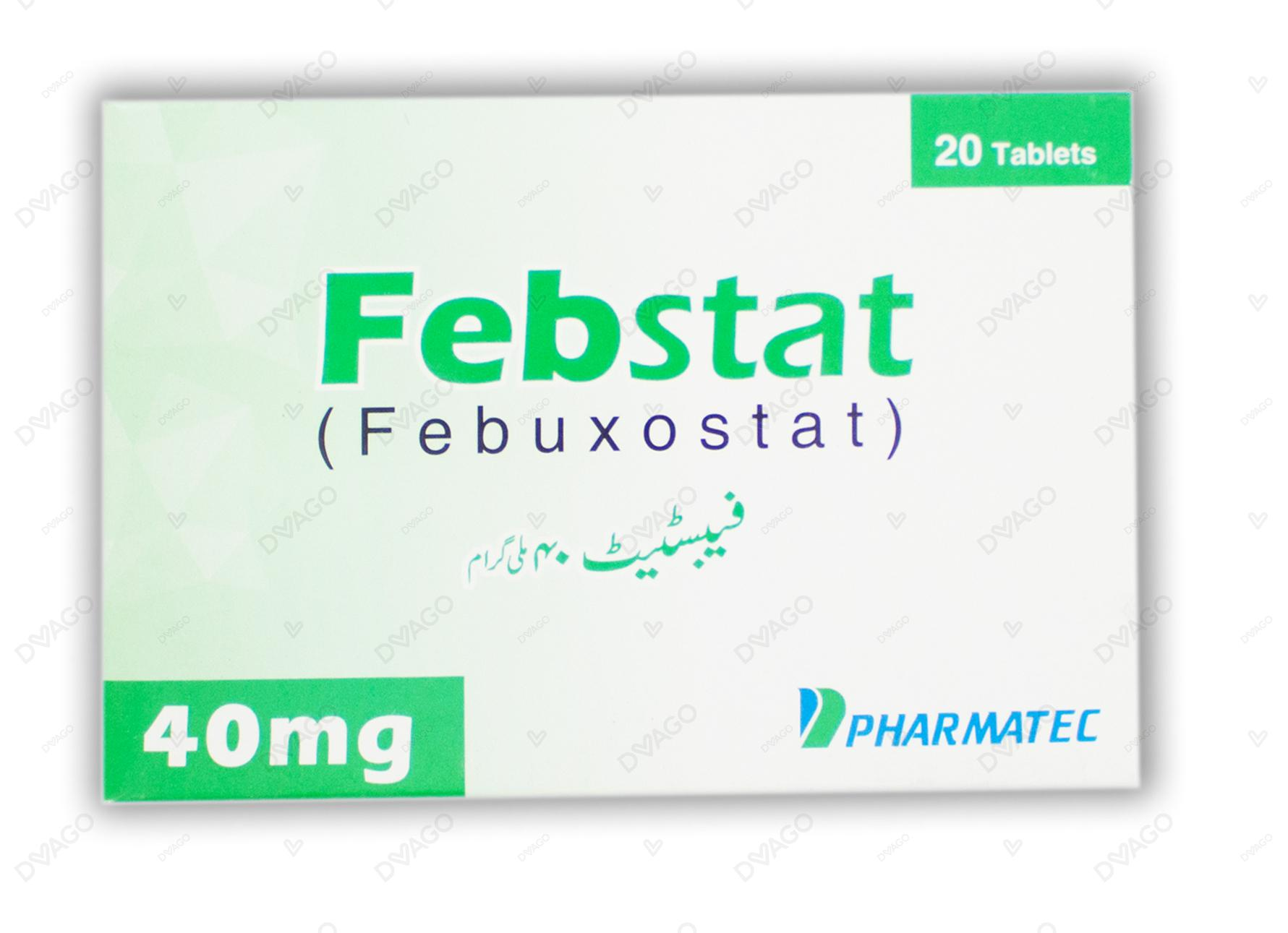 Febstat 40mg