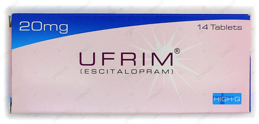 Ufrim 20mg Tablets 14's
