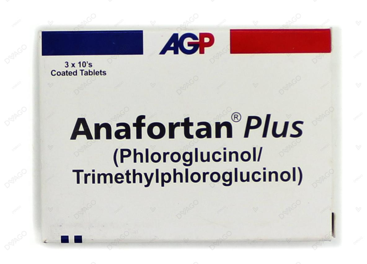 Anafortan Plus Tablets 30's